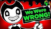 Game Theory: Bendy's Tragic Ending EXPLAINED (Bendy and the