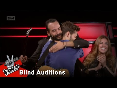 The Voice of Greece | Μπορεί να μην πέρασε, αλλά τραγούδησε για εκείνον ο Μουζουράκης
