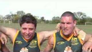 Sports Travel Convicts Victory Song USA 2007