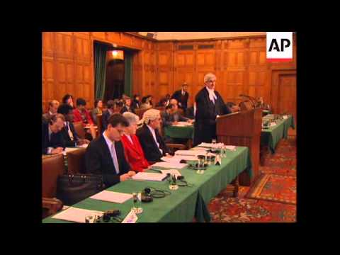 NETHERLANDS: LEGALITY OF NUCLEAR WEAPONS UNDER CONSIDERATION