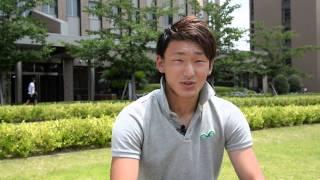 阪南大学 実学紹介ムービー2014 国際コミュニケーション学部編②