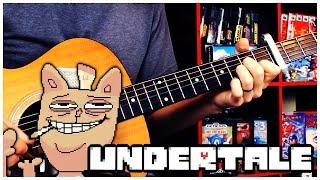 Undertale - Shop (acoustic cover by Josiah Everhart)