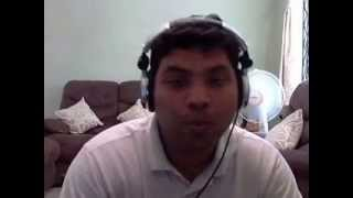 Aaj se pehle aaj se jyaada Karaoke rendition by Deepak