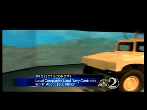 Local company lands $298 million Navy contract