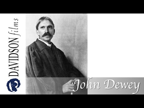 John Dewey's Theories On Education And Learning: An Introduction To His Life And Work