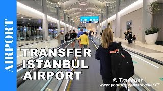 TRANSFER at ISTANBUL AIRPORT - World