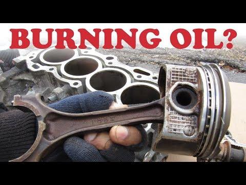 Why Do Cars Burn Oil?