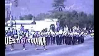 West Covina Marching Band @ 1988 Azusa Golden Days