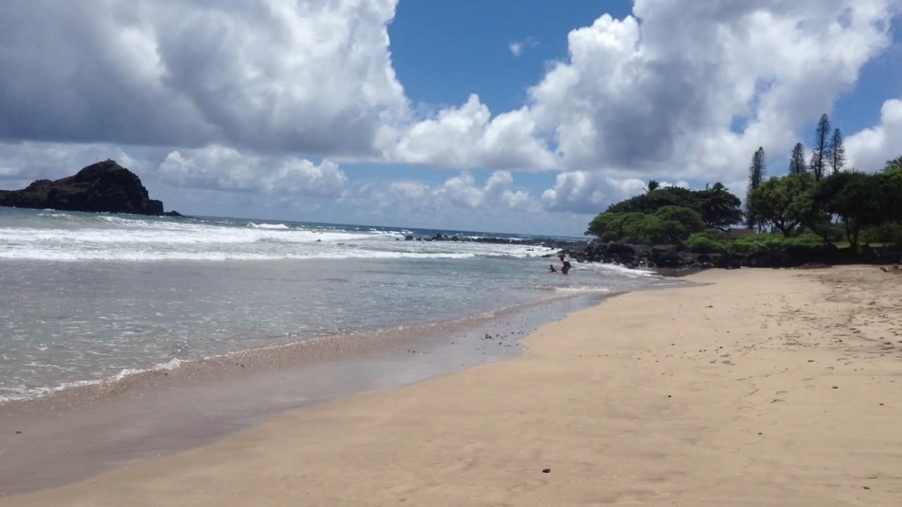 Koki Beach Hana Maui Hawaii