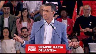 Sánchez pide un doble castigo a PP y Ciudadanos