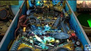 Pinball FX3 Table Mini-Review - 42 - Secrets Of The Deep (PC 1080p60)