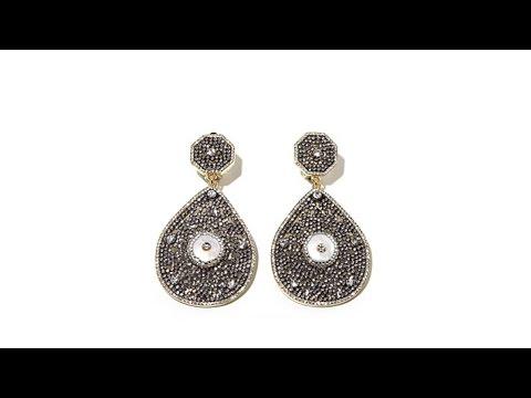 BoyceHT/GTSimPrl Drop Earrings