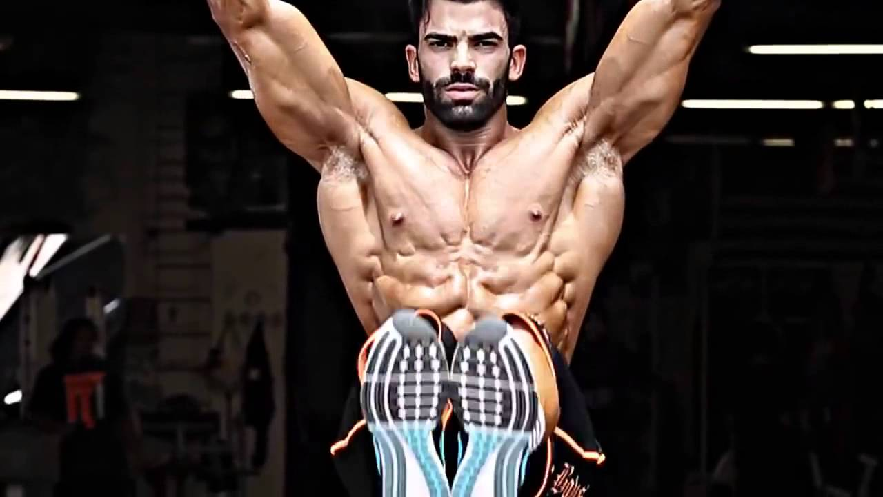 Sergi Constance Motivation Shredded Ironman