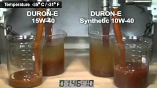Petro-Canada DURON E 15W-40 & DURON E Synthetic 10W-40