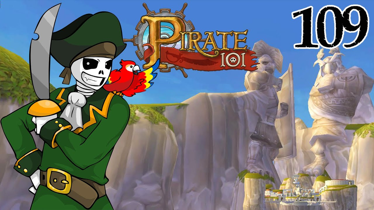 Pirate101 Walkthrough: `The End of the Walkthrough     For Now` - Final  Episode
