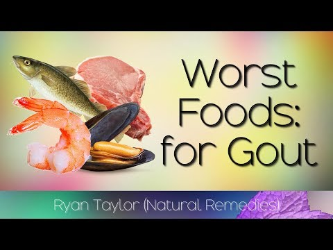20 Foods to Avoid for Gout