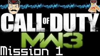 Call of Duty: Modern Warfare 3 PLAYTHROUGH Mission 1 & Intro MW3 [HD] HOT! (Let
