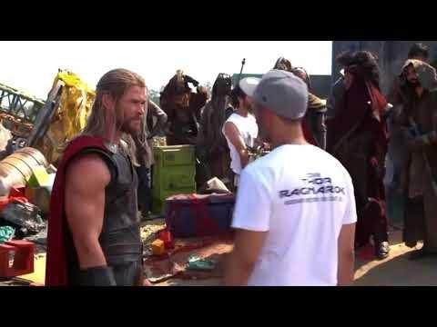 Marvel MCqueen studios' Thor: Ragnork - cute as Christmas (bonus featured)
