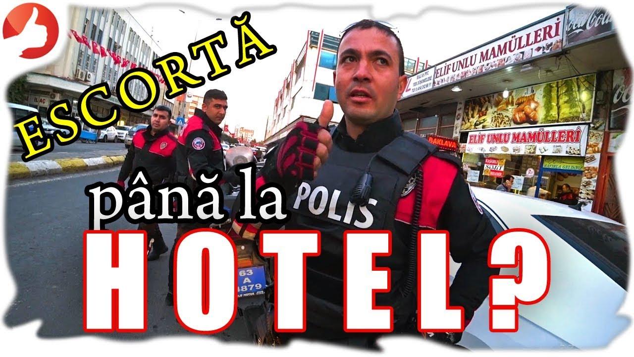 Sanliurfa: m-a dus Poliția la hotel [motovlog]