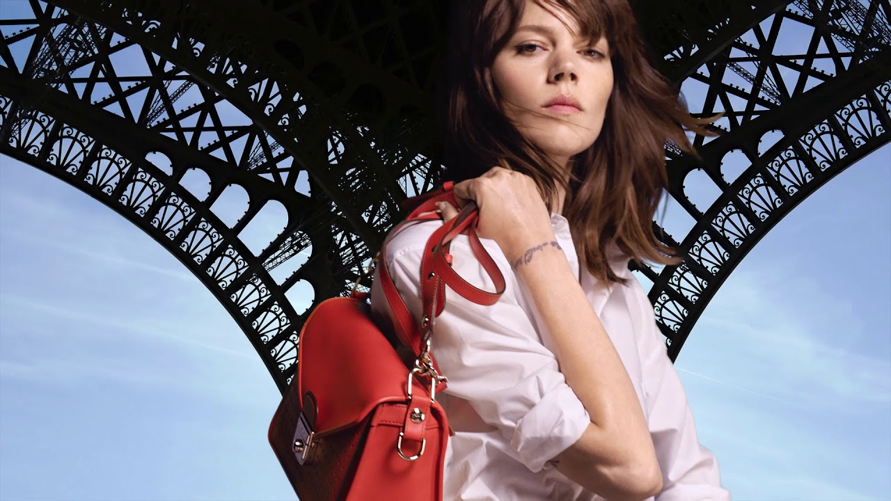 Longchamp Spring 2018 Mademoiselle Youtube Lc030 Longchample Pliage Medium The City