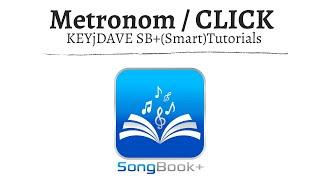 (ST) SongBook+ METRONOM / Click
