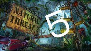 WALKTHROUGH - NATURAL THREAT 2 -  EP. 5 WE