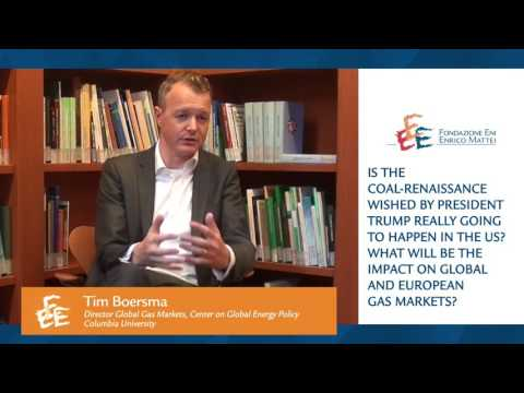 Tim Boersma, Center on Global Energy Policy, Columbia University