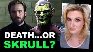 Avengers Infinity War - Death or Skrull BREAKDOWN