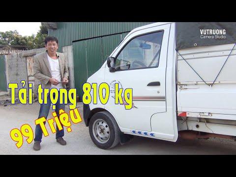 Ô TÔ cũ - DONG BEN tải 810kg sx 2016 chủ  cực giữ gìn BG 99T lh 0986844367 &0986700999