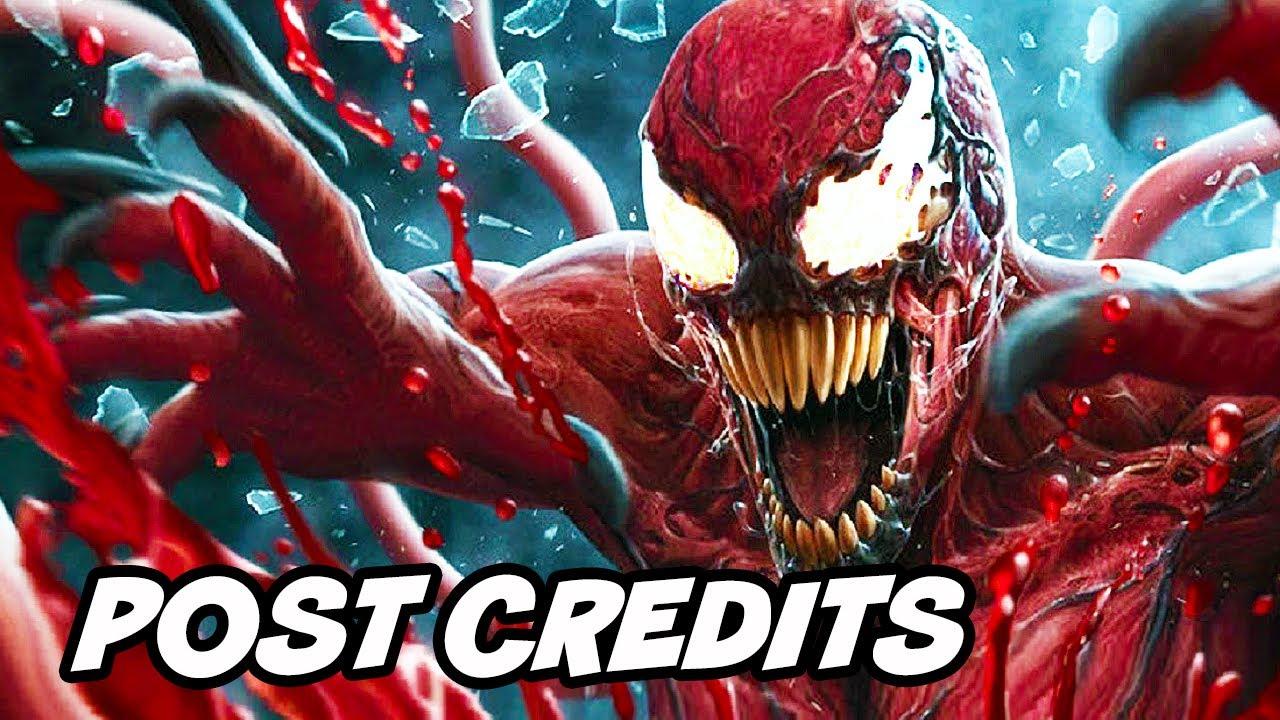 Venom Post Credit Scene