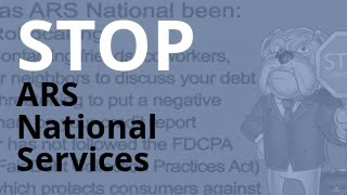 ARS National Services Complaints? | Sue ARS | Recover Up to $1,500 Per Call | 877-637-5918