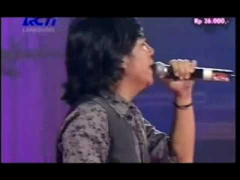 Arie Lasso - Badai Pasti Berlalu - Indonesian Idol show