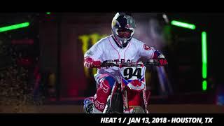 Ken Roczen Comeback 2018 Monster Energy Supercross