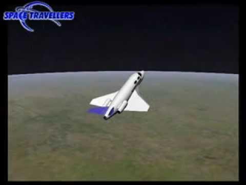 Rocketplane XP - Reach suborbital spaces