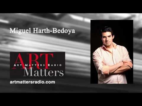 Fort Worth Symphony's Miguel Harth-Bedoya on Art Matters Radio, September 2, 2012