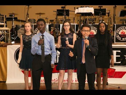 The Montfort Academy Presents Five Freshman The Crescendites sing The Longest Time