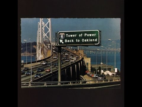 Tower of Power LP (needle drop)