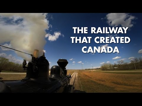 "Chris Tarrant: Extreme Railway Journeys Episode 6 ""The Railway that Created Canada"" Preview"