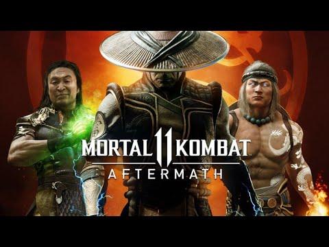 """Впечатления после """"Mortal Kombat 11: Aftermath"""""""