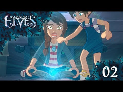 Toys in the Attic - LEGO Elves - Episode 2 - YouTube