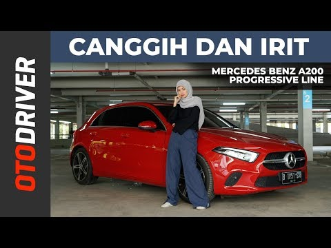 Mercedes Benz A200 2019 Review Indonesia | OtoDriver