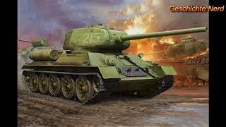 Т-34-85 против «Королевских тигров»