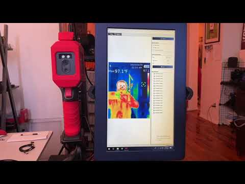 Thermal Camera Imager for Fever Screening