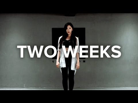Two Weeks - FKA Twigs / Soyun X Lia Kim