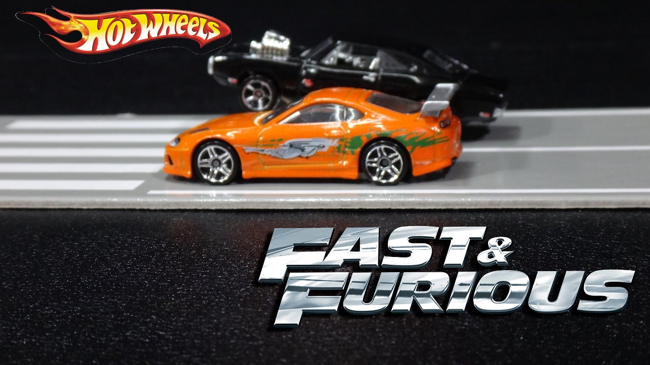 fast furious hot wheels cars movie scenes collection. Black Bedroom Furniture Sets. Home Design Ideas