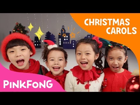 We Wish You a Merry Christmas | Sing and Dance! | Christmas Carols | Pinkfong Songs for Children