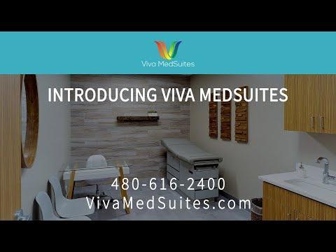 Welcome to Viva MedSuites