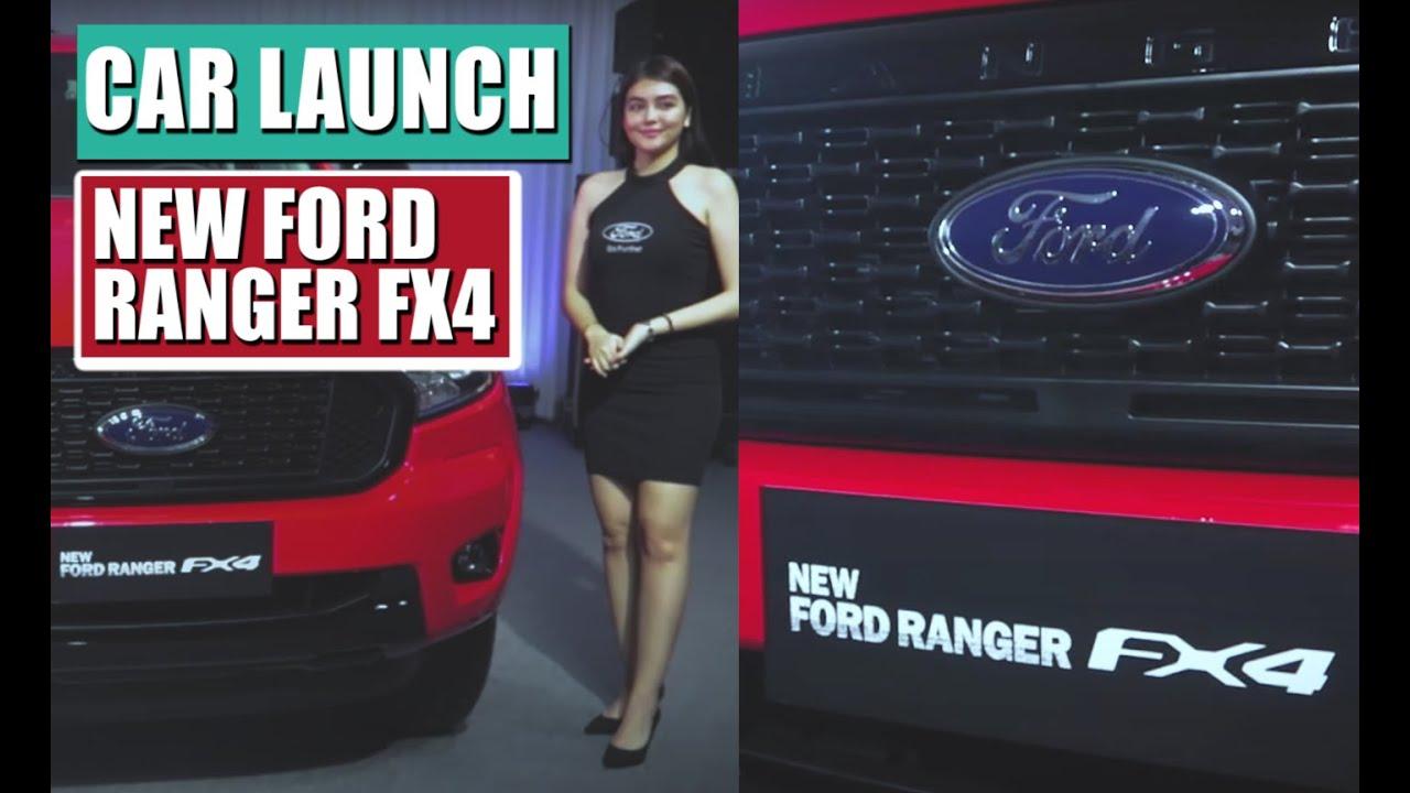 2020 New Ford Ranger FX4 Launch