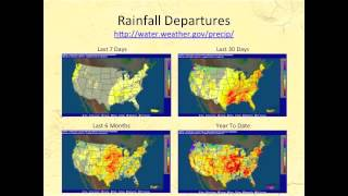 Managing Drought in the Southern Plains: November 29, 2012 Briefing