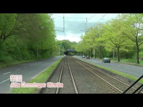 Straßenbahn Bochum linia 310